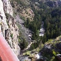 Photo taken at Sunlight Creek Bridge by Sheldon H. on 7/12/2011