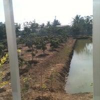 Photo taken at สวนหลังเกษียร @ อ่างทอง by Nals K. on 12/30/2010