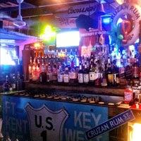 Photo taken at Cruzan Rum Bar by Robert B. on 9/3/2012