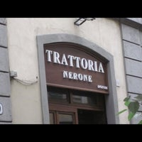Photo taken at Nerone Trattoria by Vincenzo F. on 10/30/2011