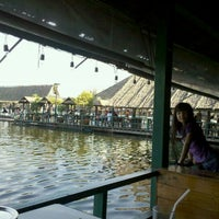 Photo taken at Bung Sam Ran Fishing Park by Thady S. on 12/4/2011