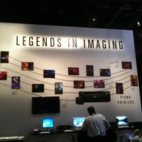 Photo taken at Canon CES Booth #13304 by Canon on 1/10/2012