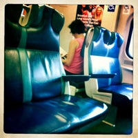 Photo taken at LIRR - Douglaston Station by Valerie L. on 6/17/2012