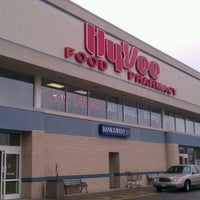 Photo taken at Hy-Vee by Benton on 2/7/2012