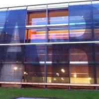 Photo taken at Museo de Bellas Artes de Bilbao by Fernando D. on 1/27/2012