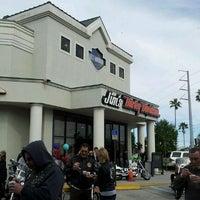 Photo taken at Jim's Harley-Davidson of St. Petersburg by Tim L. on 1/14/2012
