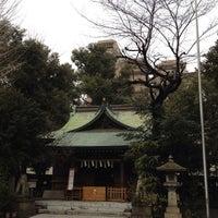Photo taken at 大塚天祖神社 by Kenji M. on 2/15/2012