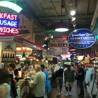 Photo taken at Reading Terminal Market by Scott T. on 8/16/2012