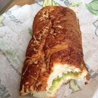 Photo taken at Subway by Kristen K. on 7/15/2012