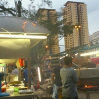 Photo taken at Cao-Cao Lamb BBQ 曹操烤羊 by Clement H. on 11/23/2011
