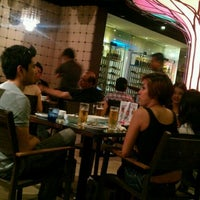 Photo taken at Celsius Restaurant + Bar by MIko c. on 5/1/2011