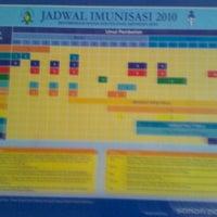 Photo taken at RSIA BUNDA LESTARI by Ismail H. on 10/23/2011