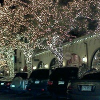Photo taken at Highland Park Village by Billie Jean L. on 12/18/2011