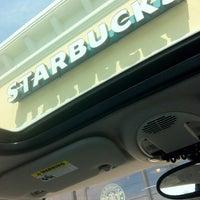 Photo taken at Starbucks by Michael M. on 6/23/2012