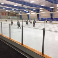 Photo taken at Rockville Ice Arena by Tom G. on 2/20/2012