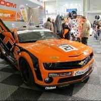 Photo taken at Chevrolet SponsorZone by Gautam P. on 7/9/2012