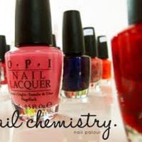 Photo taken at Nail Chemistry by Julian O. on 5/27/2012