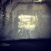 Photo taken at Soapy Joe's Car Wash by Lauren G. on 3/9/2012