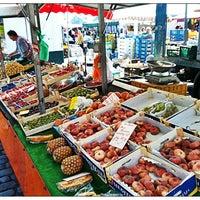 Photo taken at Hamburger Fischmarkt by Nenad N. on 8/19/2012
