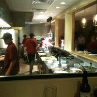 Photo taken at Chef & The Farmer by Kim F. on 5/20/2012