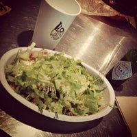 Photo taken at Chipotle Mexican Grill by Mark M. on 5/22/2012