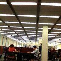 Photo taken at Langson Library (LLIB) by Maria Cariza V. on 2/23/2012