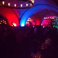 Photo taken at Cellar Bar at Bryant Park Hotel by Melanie L. on 2/18/2012