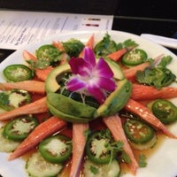 Photo taken at Blu Sushi by Denise T. on 5/15/2012