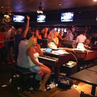 Photo taken at The Bar at Times Square by Mark D. on 7/22/2012
