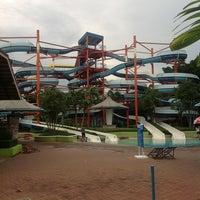 Photo taken at Siam Park City by A R M Z A A : ) on 8/25/2012