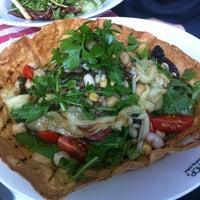 Photo taken at CookShop by Esin K. on 2/16/2012