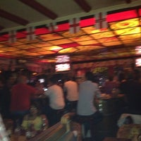 Photo taken at English Pub by Mustapha A. on 9/4/2012