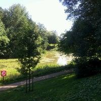 Photo taken at Brilschans Park by Luc D. on 7/24/2012