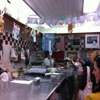 Photo taken at Ottomanelli's Meat Market by Julie S. on 4/13/2012
