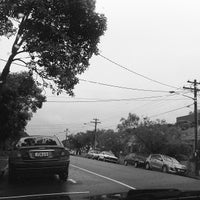 Photo taken at Doncaster Ave, Kensington by ourvictoire on 3/1/2012
