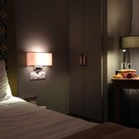Photo taken at Grand Hotel Raymond IV Toulouse by Svetlana S. on 8/1/2012