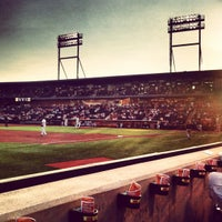 Photo taken at Huntington Park by Mike W. on 8/30/2012