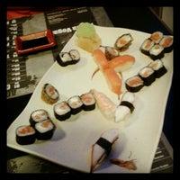 Photo taken at Japinha Sake Bar by Marcella H. on 7/8/2012