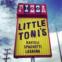 Photo taken at Little Toni's by Jory F. on 7/18/2012