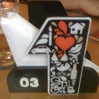 Photo taken at Primeiro Cozinha de Bar by Amanda S. on 2/18/2012