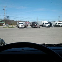 Photo taken at TravelCenters of America by Dana G. on 3/27/2012