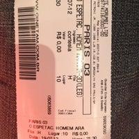 Photo taken at Cine TAM by Felipe M. on 7/20/2012