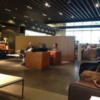 Photo taken at Lufthansa First Class Lounge by Alex O. on 3/13/2012