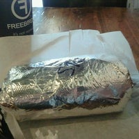Photo taken at Freebirds World Burrito by Anthony M. on 6/20/2012