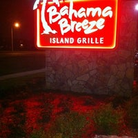 Photo taken at Bahama Breeze by Eliseo G. on 7/29/2012