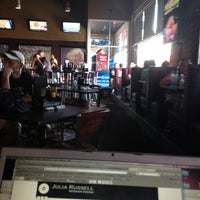 Photo taken at DJ's Dugout Sports Bar by Joe F. on 7/21/2012