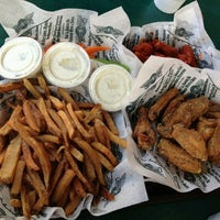 Photo taken at Wingstop by Wilmer H. on 6/15/2012