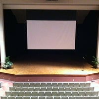 Photo taken at Weasler Auditorium by Rem A. on 8/6/2011