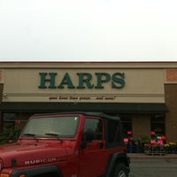 Photo taken at Harp's Food Stores by Jimmy G. on 5/10/2011