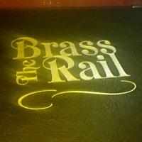 Photo taken at Brass Rail by Steven S. on 11/8/2011